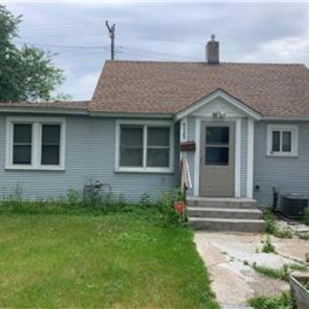 Contract for deed 	4929 5th Street NE, Columbia Heights MN 55421-1604