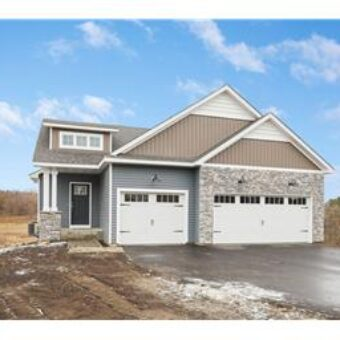 Land contract 554 Northern Lights Drive, Prescott WI 54021-